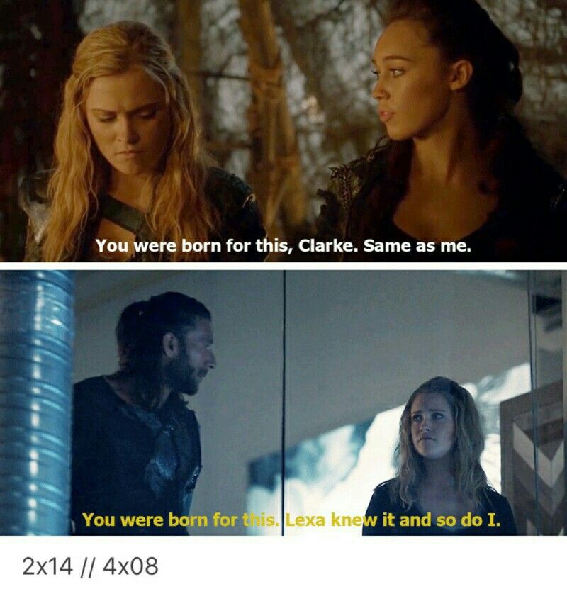 """#The100 2x14