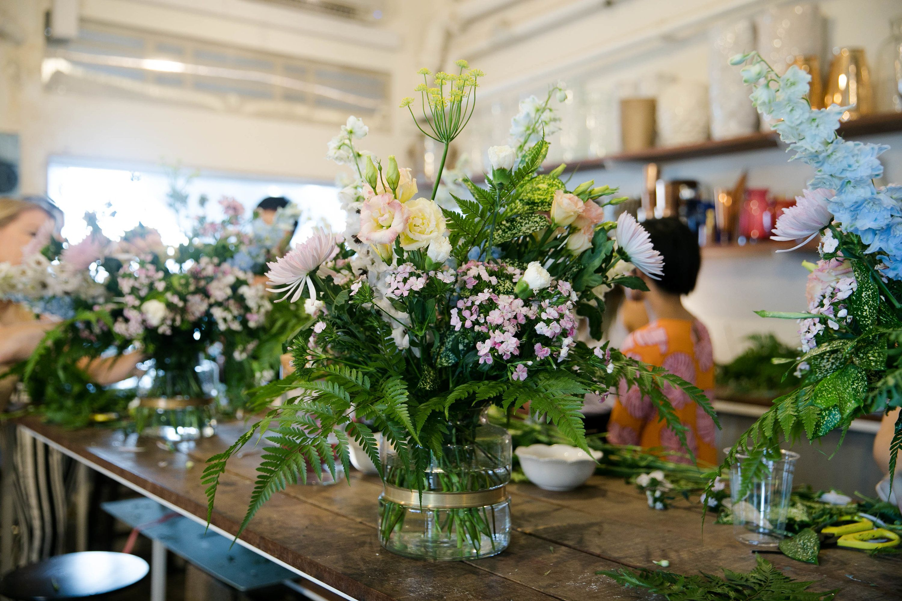 Perfect Flower Arrangement Courses Singapore And Review in
