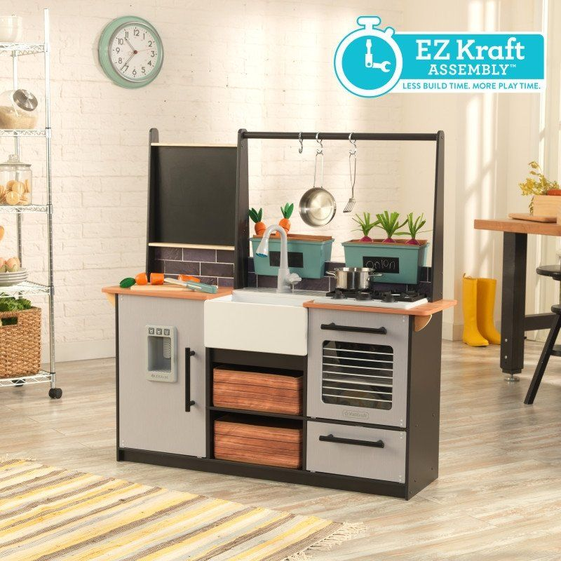 Farm to Table Play Kitchen with EZ Kraft Assembly™ Play