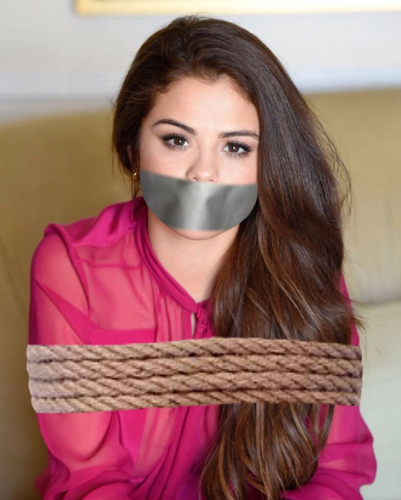 gagged-girl