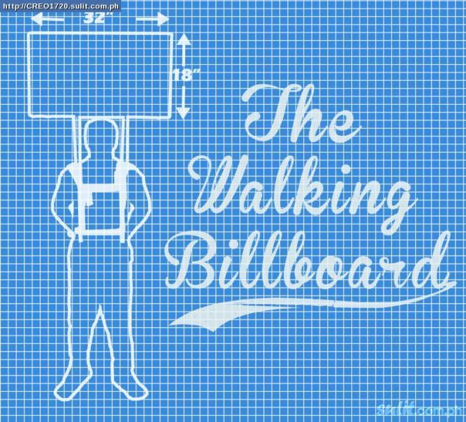 DOSE of DAILY Inspiration ~ http://affiliatedwomen.net/2014/03/dose-of-daily-inspiration-walking-billboards/