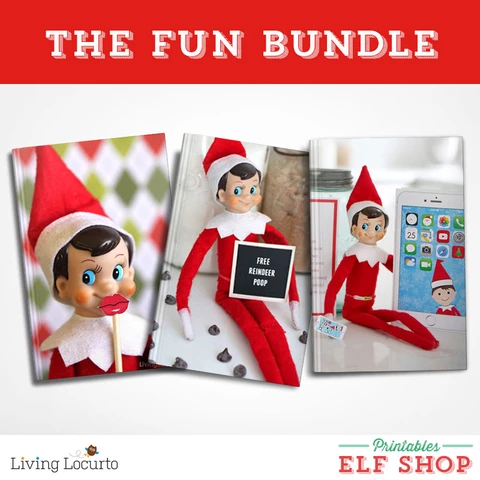 Best Photos The FUN Elf Printable Bundle Strategies (With