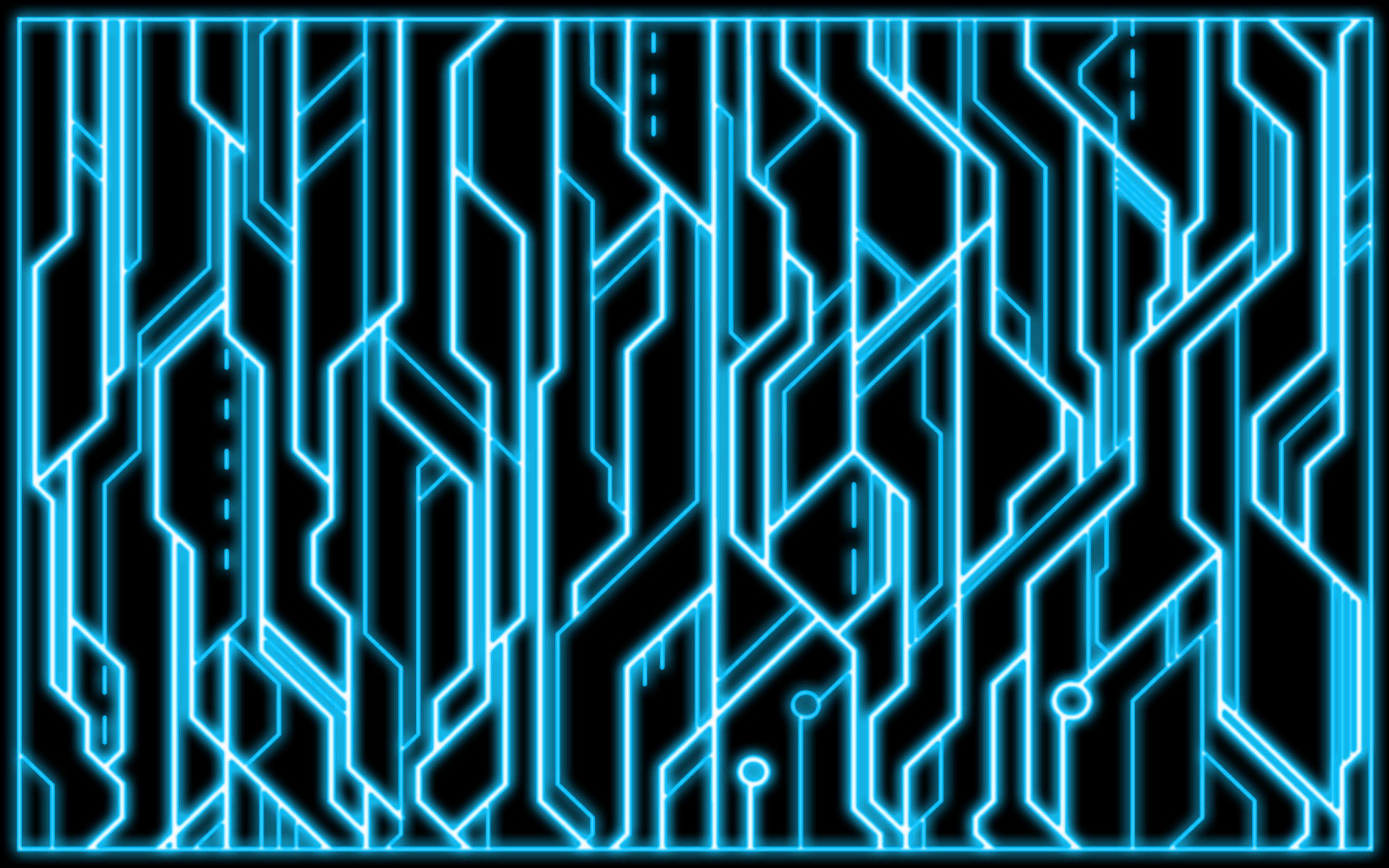 Electric Avenue Motif décoratif, Tempete, Circuit imprimé