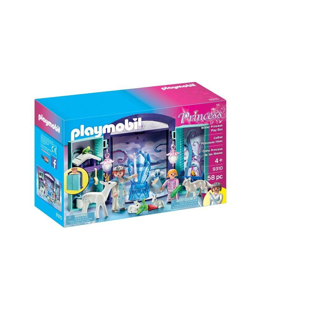 PLAYMOBIL Winter Princess Play Box