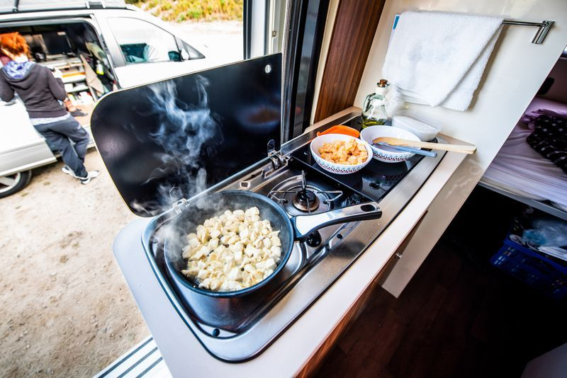 30 fiveingredient recipes for rv camping