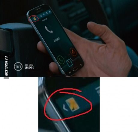 I love when TV shows fail with technology..