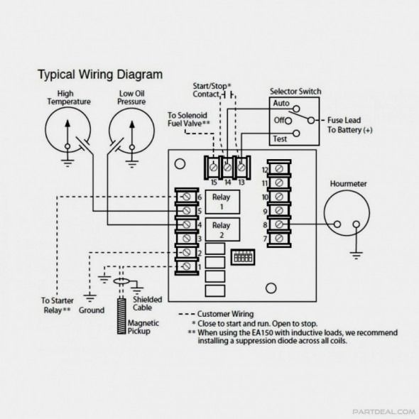Stewart Warner Tachometer Wiring Diagram Electric | Wiring ... on