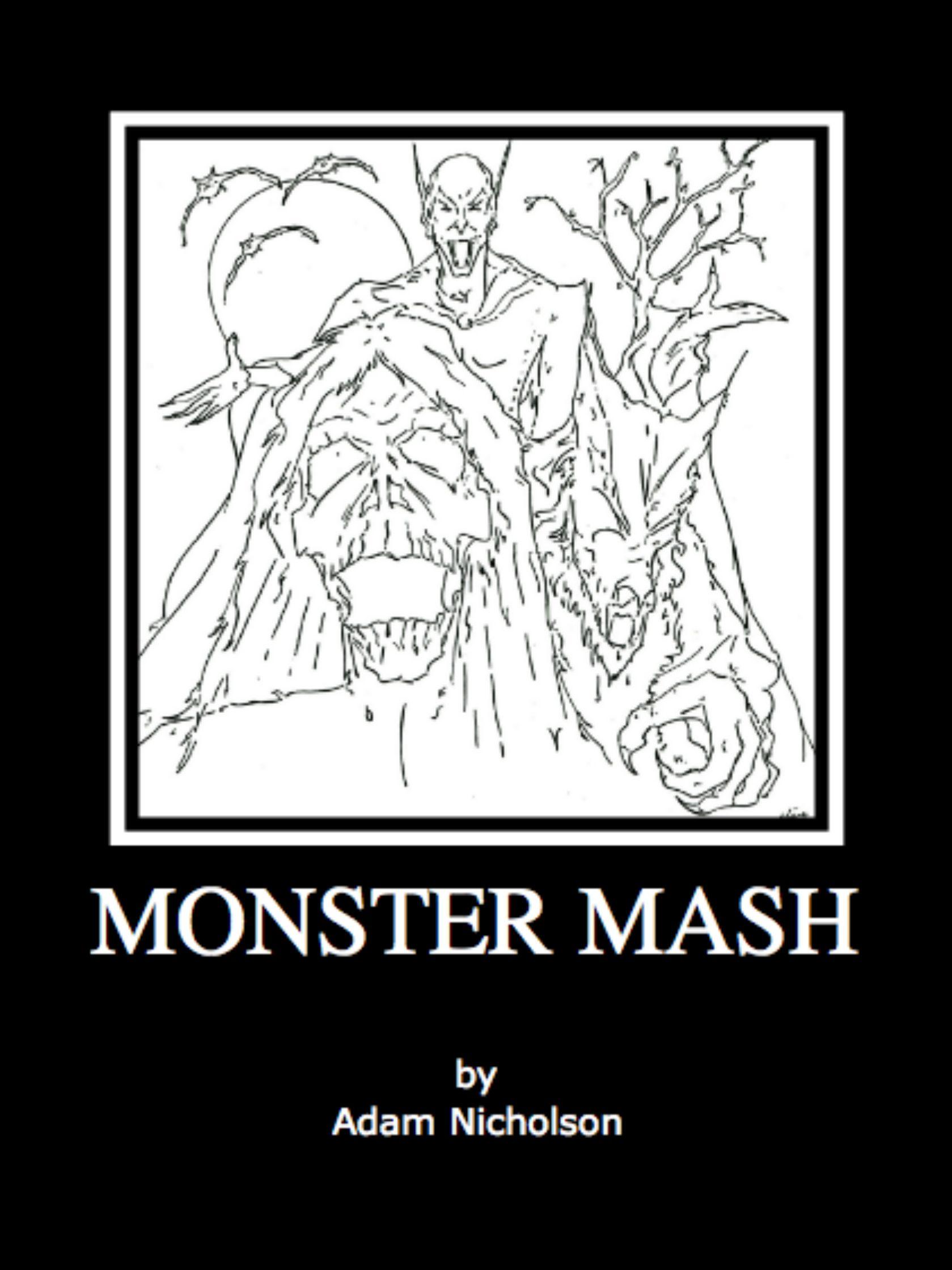 Monster Mash by Adam Nicholson