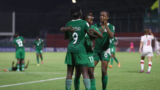 Falconets To Face Safrica In Final Wcup Qualifie The Falconets Will Face Their South African Counterparts In Thei Fifa U20 World Cup Fifa World Cup Qualifiers
