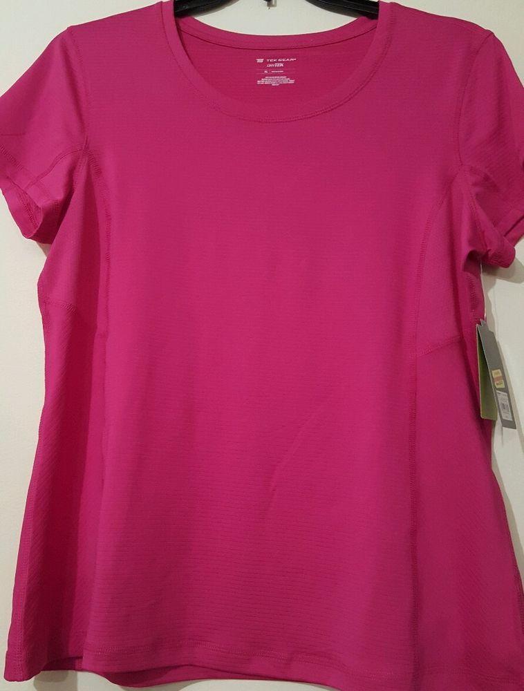 c9011d7ec0 Tek Gear Workout TEE Shirt Sz XLARGE | Clothing, Shoes & Accessories,  Women's Clothing, Athletic Apparel | eBay!
