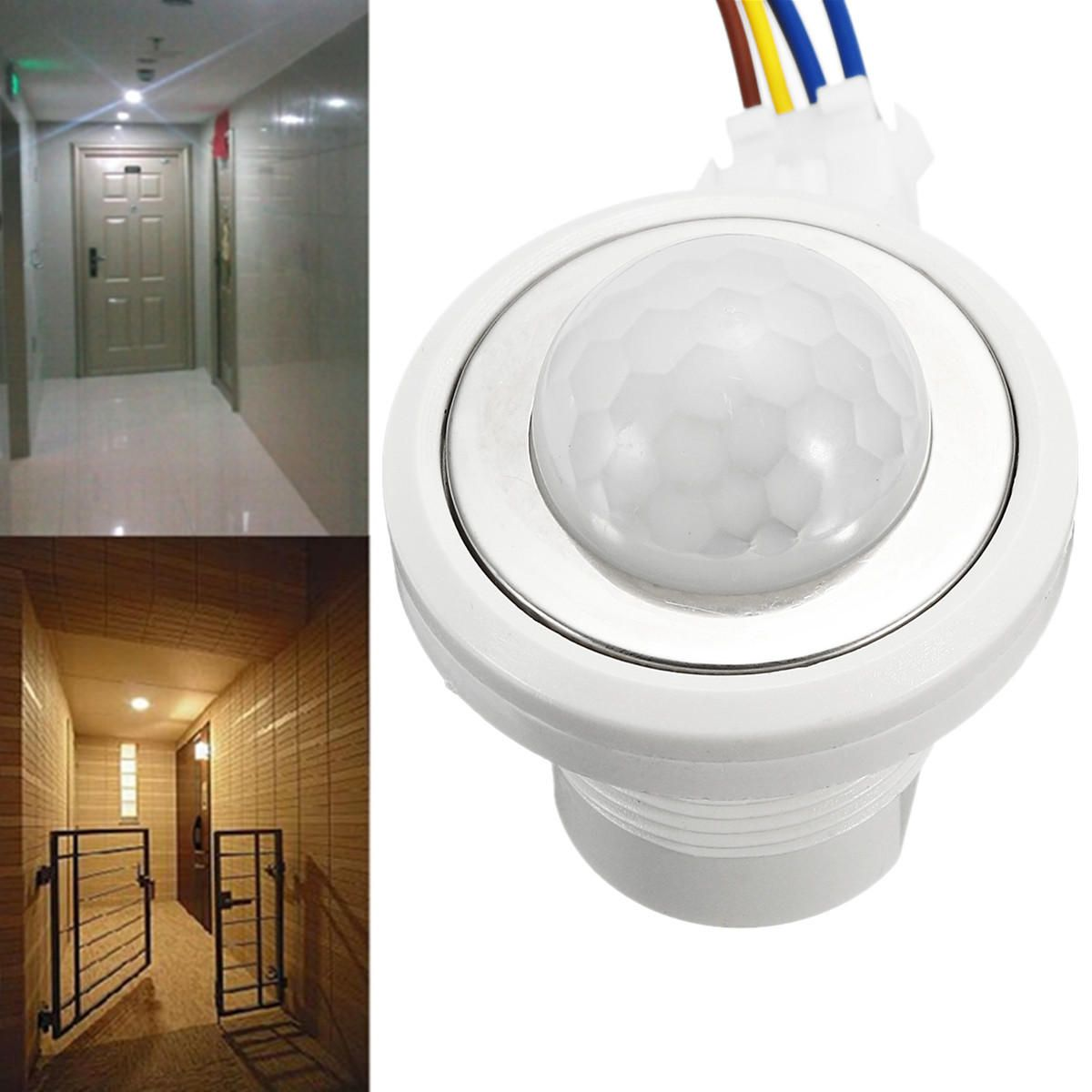 Infrared Sensor Automatic Lamp Circuit 5 Ledandlightcircuit