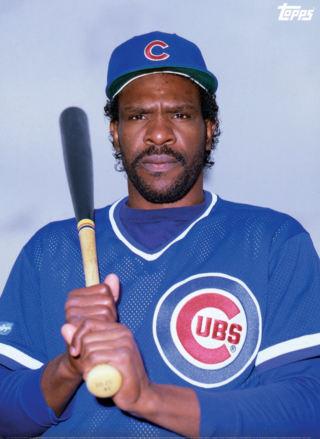 Andre Dawson - won NL MVP his first year with the Chicago