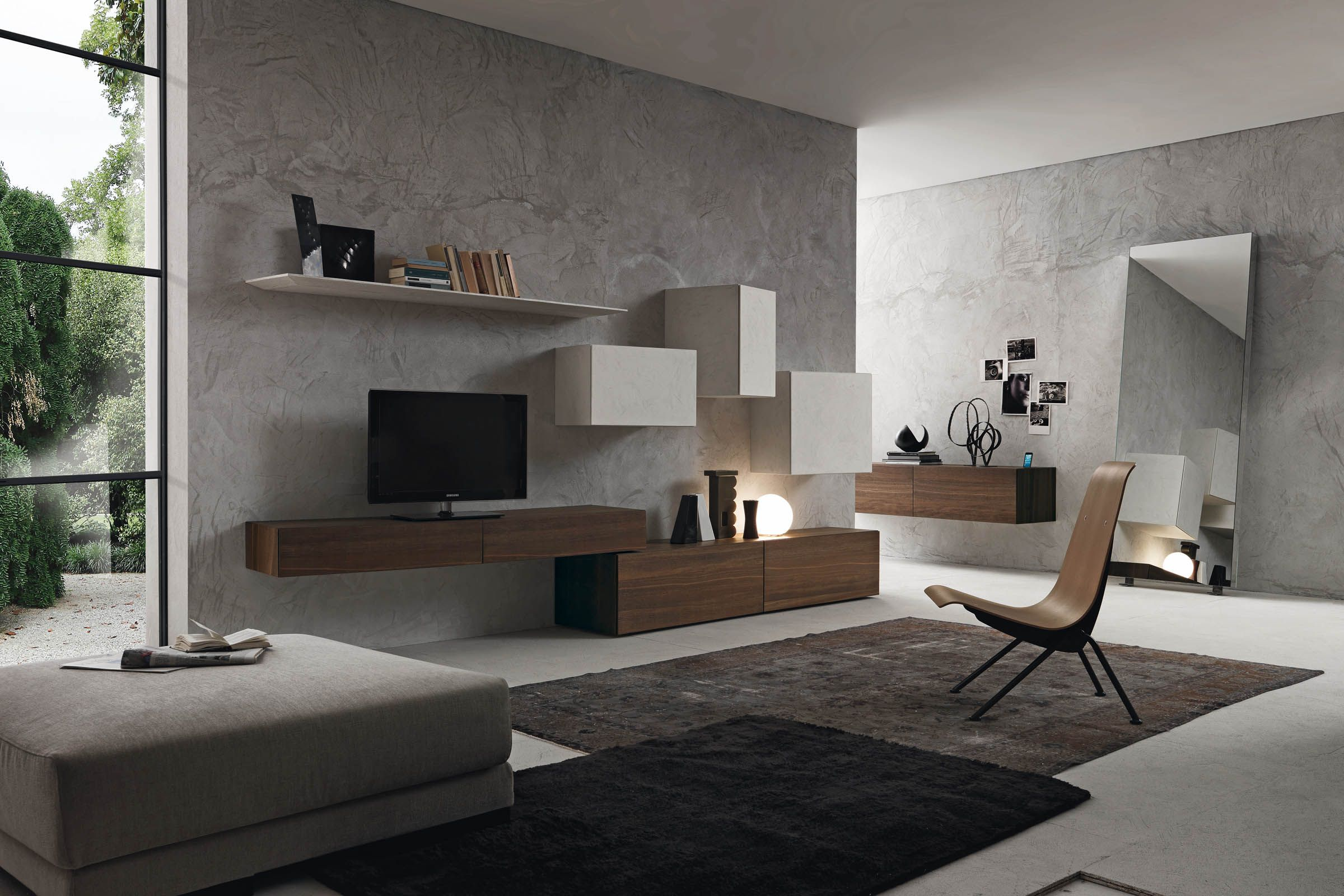 soggiorni moderni - Cerca con Google | TV room | Pinterest | Modern ...