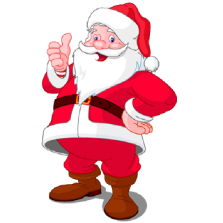 christmas santa clip art disney and cartoon christmas clip art rh pinterest com santa clipart pictures santa clipart for facebook