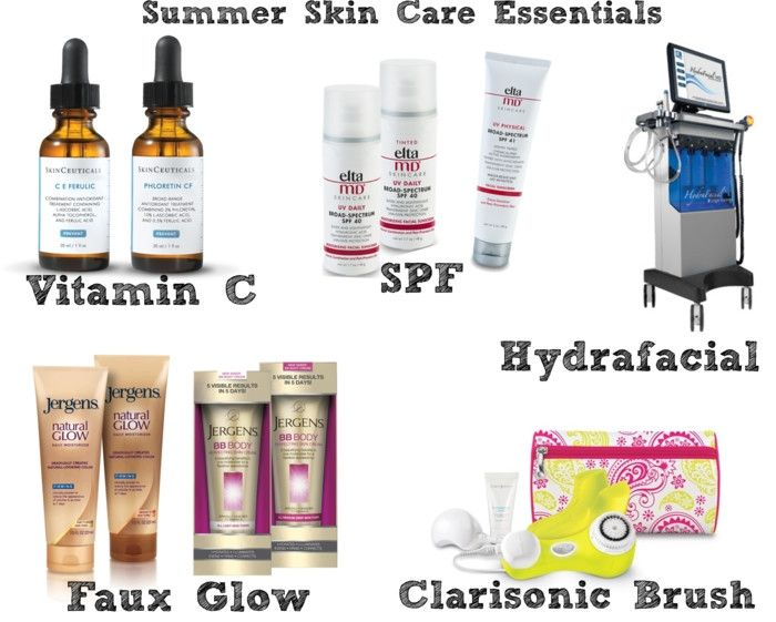 Love The Skin You Re In Summer Skin Care Summer Skincare Skin Care Skin Care Essentials