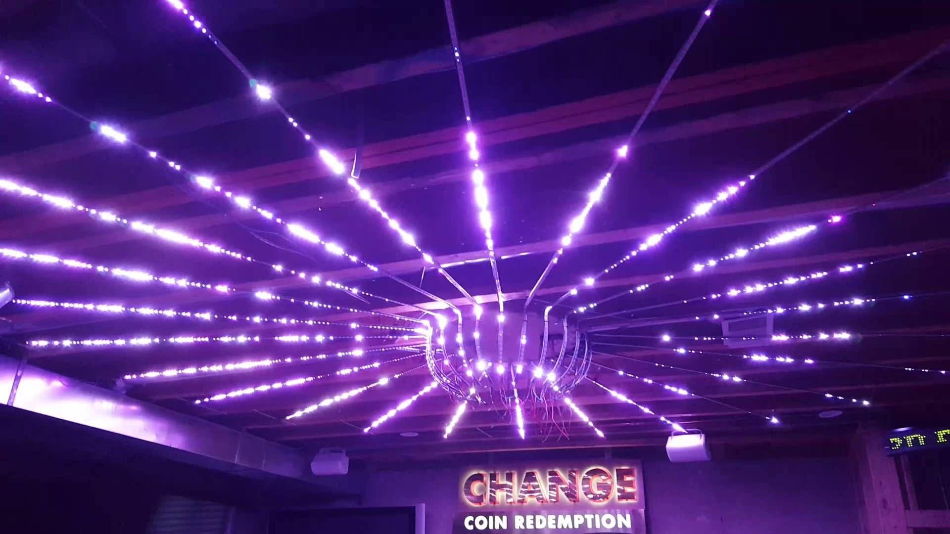 Ws2812b Led Ceiling Installation Disco Lights Outdoor Ceiling Lights Led Deck Lighting Led Color Changing Lights