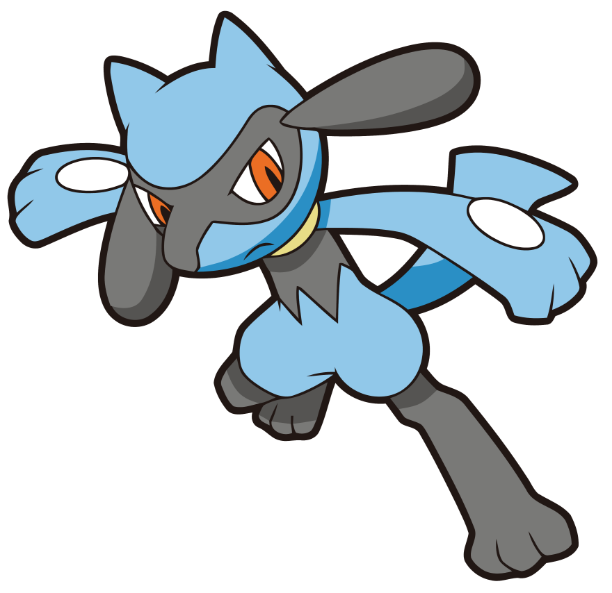 Riolu Pokemon Wiki Fandom Powered By Wikia In 2020 Pokemon Teams Baby Pokemon Cute Pokemon