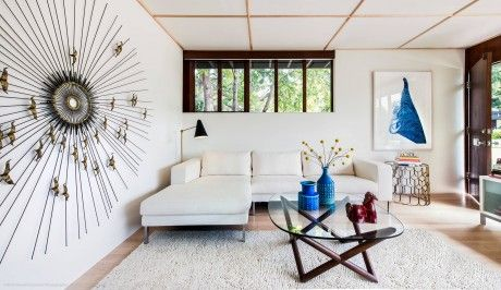 Mid Century Modern By Kimberly Demmy Design | HomeAdore