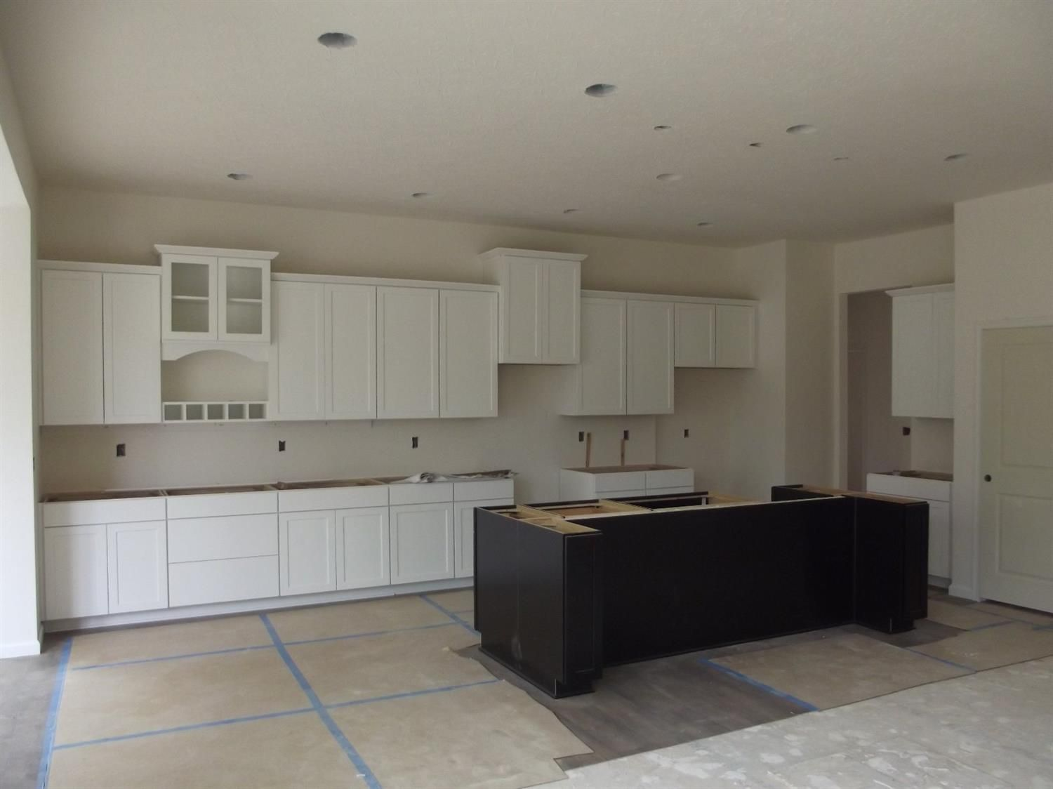 ryan homes springmanor kitchen shaker cabinets our new home