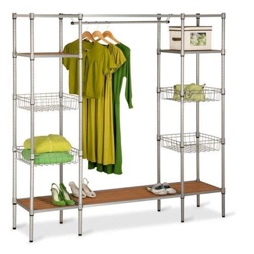 Superieur WRD 02350 Adjustable Free Standing Steel Closet