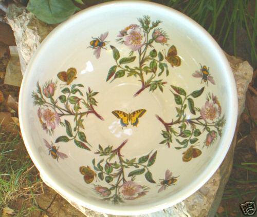 Portmeirion the botanic garden large bowl. It has