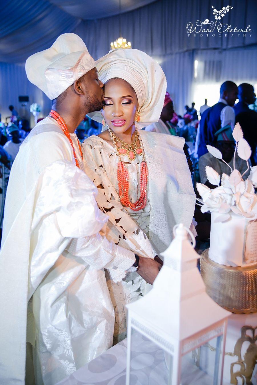 Beautiful Traditional Yoruba Wedding