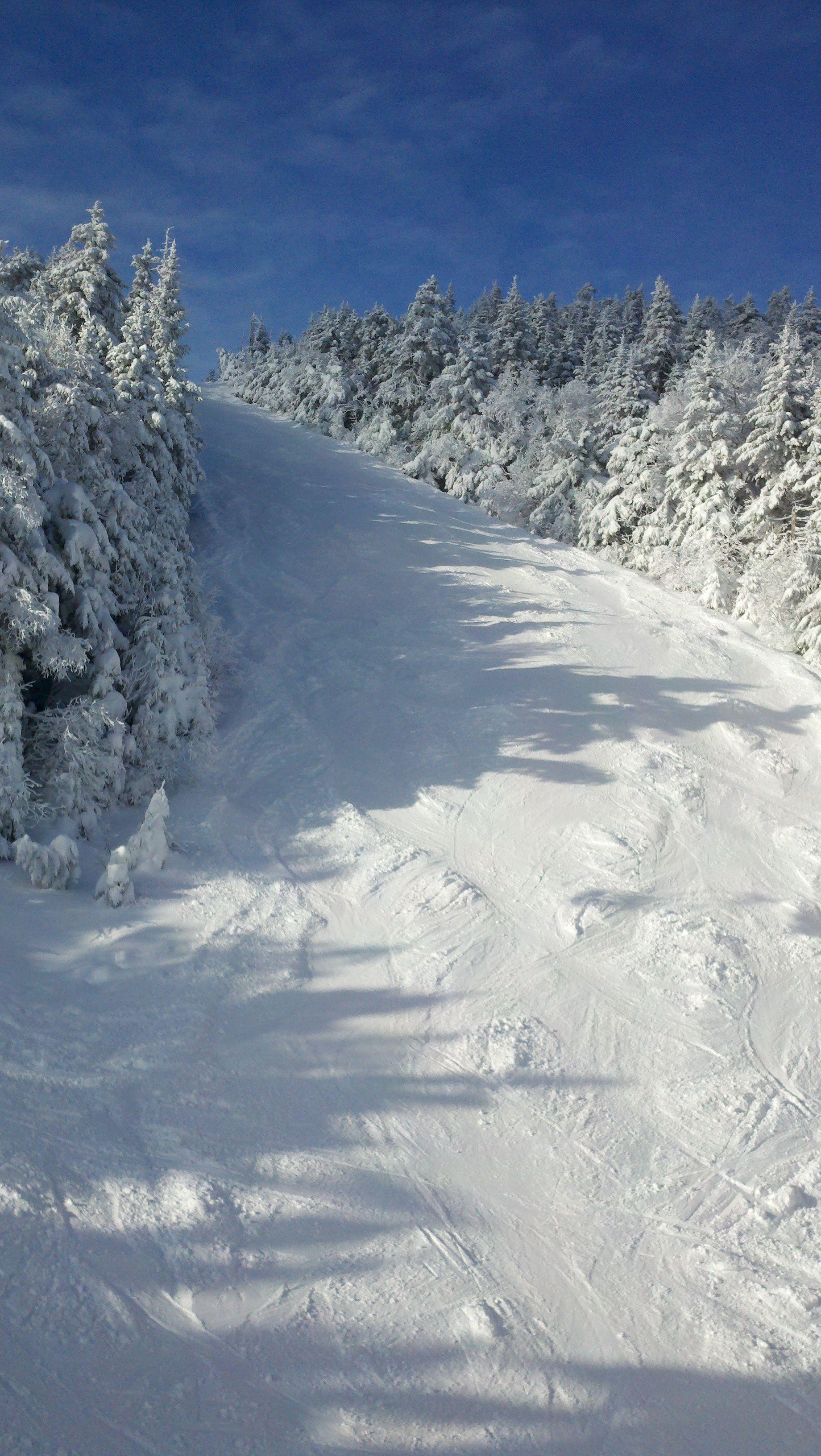 Okemo Mountain Vt Winter Destination Ski Trip National Parks