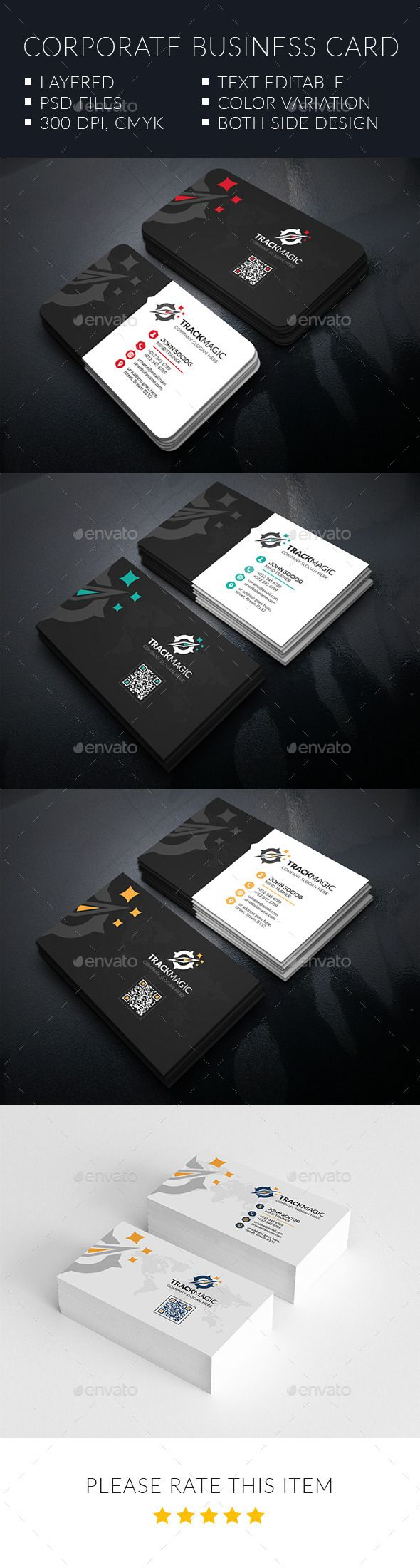 pin by best graphic design on business card templates pinterest