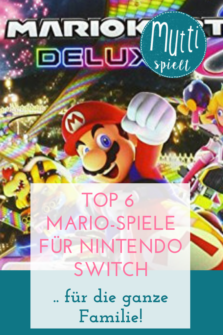 Top 6 Mario Spiele Fur Nintendo Switch Fur Die Ganze Familie Kinder Spiele Nintendo Switch Spiele Mario Spiele Nintendo Switch Nintendo