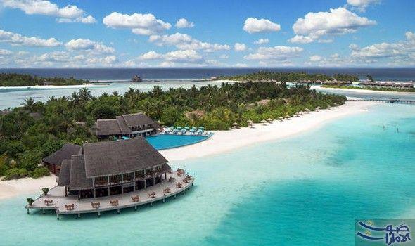 أفضل الفنادق والفيلات للإقامة في جزر المالديف تعتبر جزر المالديف جنة الأرض لما فيها من طبيعة لا تقاوم ومناظر خلابة وتت Maldives Resort Visit Maldives Resort