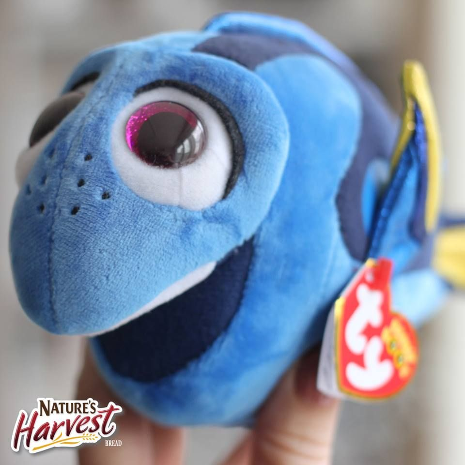 7fd710e6f8d Limited Edition Finding Dory TY Sparkle Eye Beanie Boo.