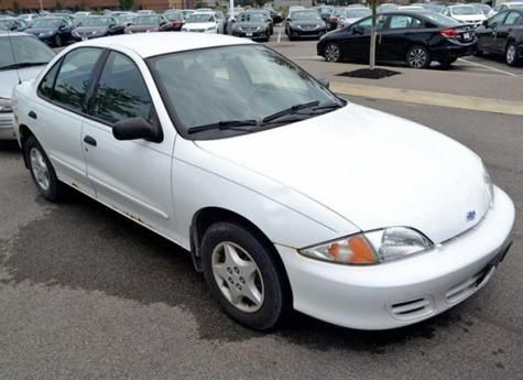 Chevrolet Cavalier Sedan Cheap Used Car For Or Less