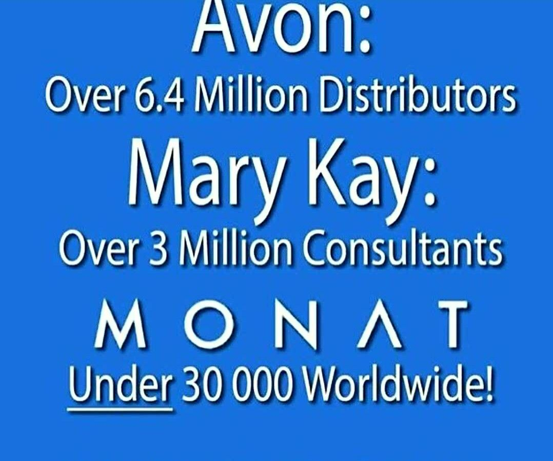 Imagine Where The First Avon And Marykay Men And Women Are Today