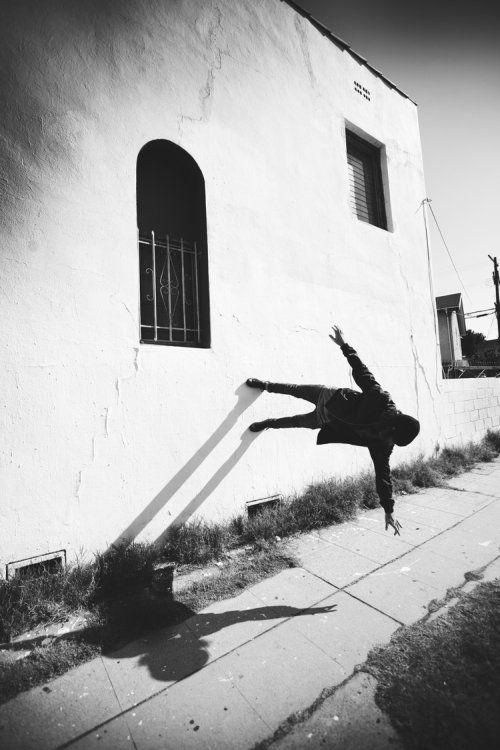 A surreal fotografia que desafia a gravidade de Mike Dempsey
