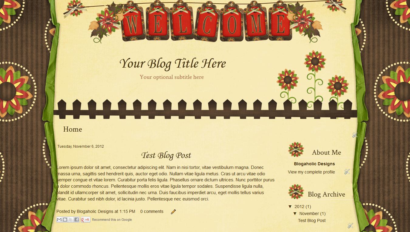 Gemütlich Xml Blogvorlagen Fotos - Entry Level Resume Vorlagen ...