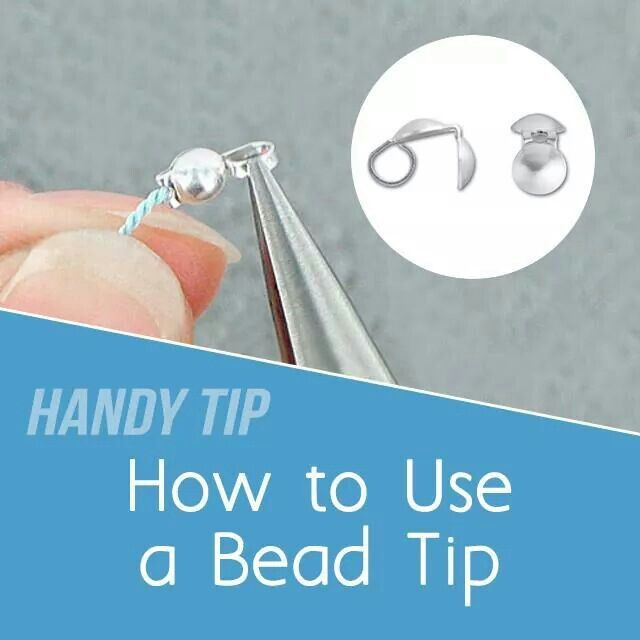 How to use a bead tip