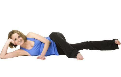 Photo of Straff, schlank, perfekt geformt! 7 einfache Oberschenkelübungen