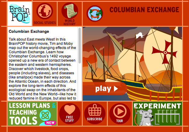 1000+ images about Columbian exchange on Pinterest | Power Points ...