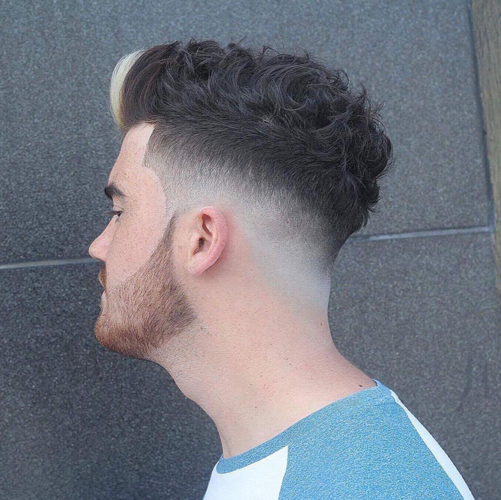 80 best high fade haircuts for men 2017 best high fade haircuts for men 2017 pinterest - Hairstyle homme 2017 ...