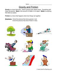 Force And Motion Worksheets Have Fun Teaching Force And Motion Science Worksheets Kindergarten Worksheets