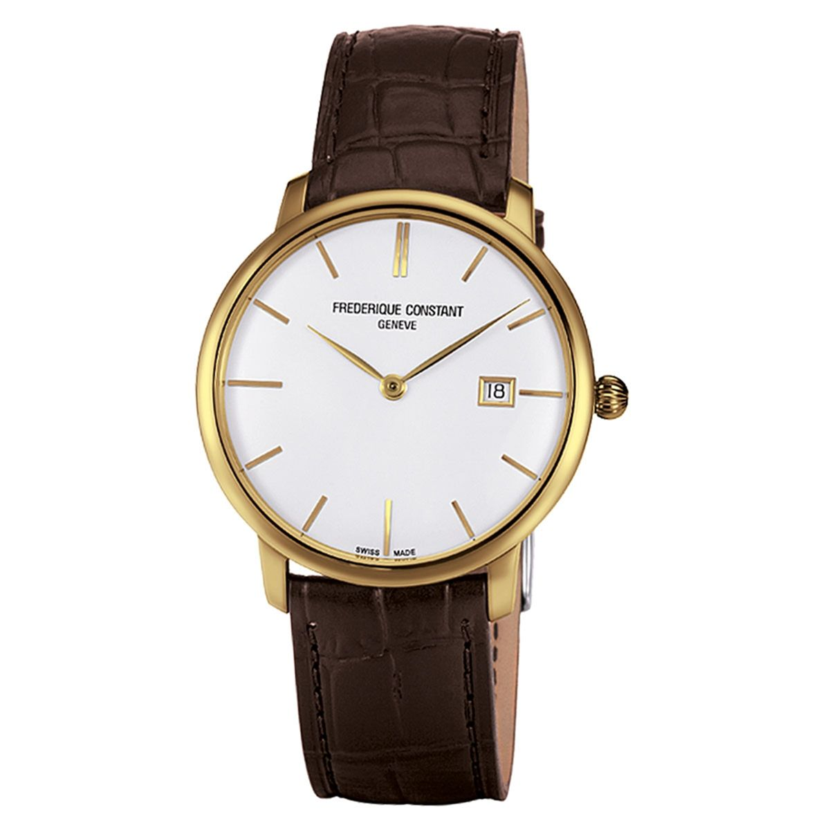 a349f6d87f0 Relógio Frederique Constant Slim Line - Dryzun