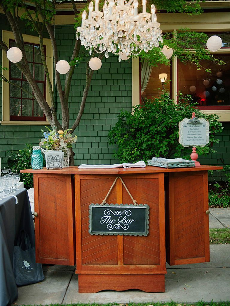 15 Ways to Style Your Cocktail Bar   Pinterest