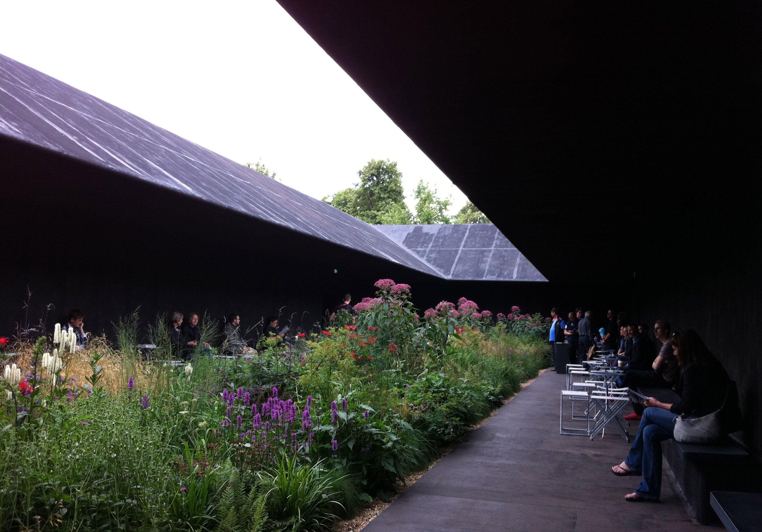 Kevin Pollard Zumthor's Serpentine Pavilion