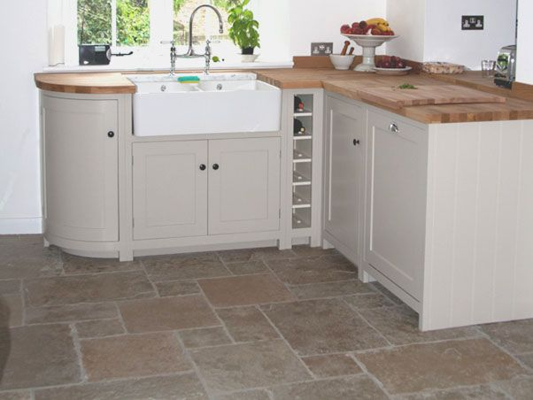 Classical Limestone Brushed Opus Pattern Floors With Attitudes