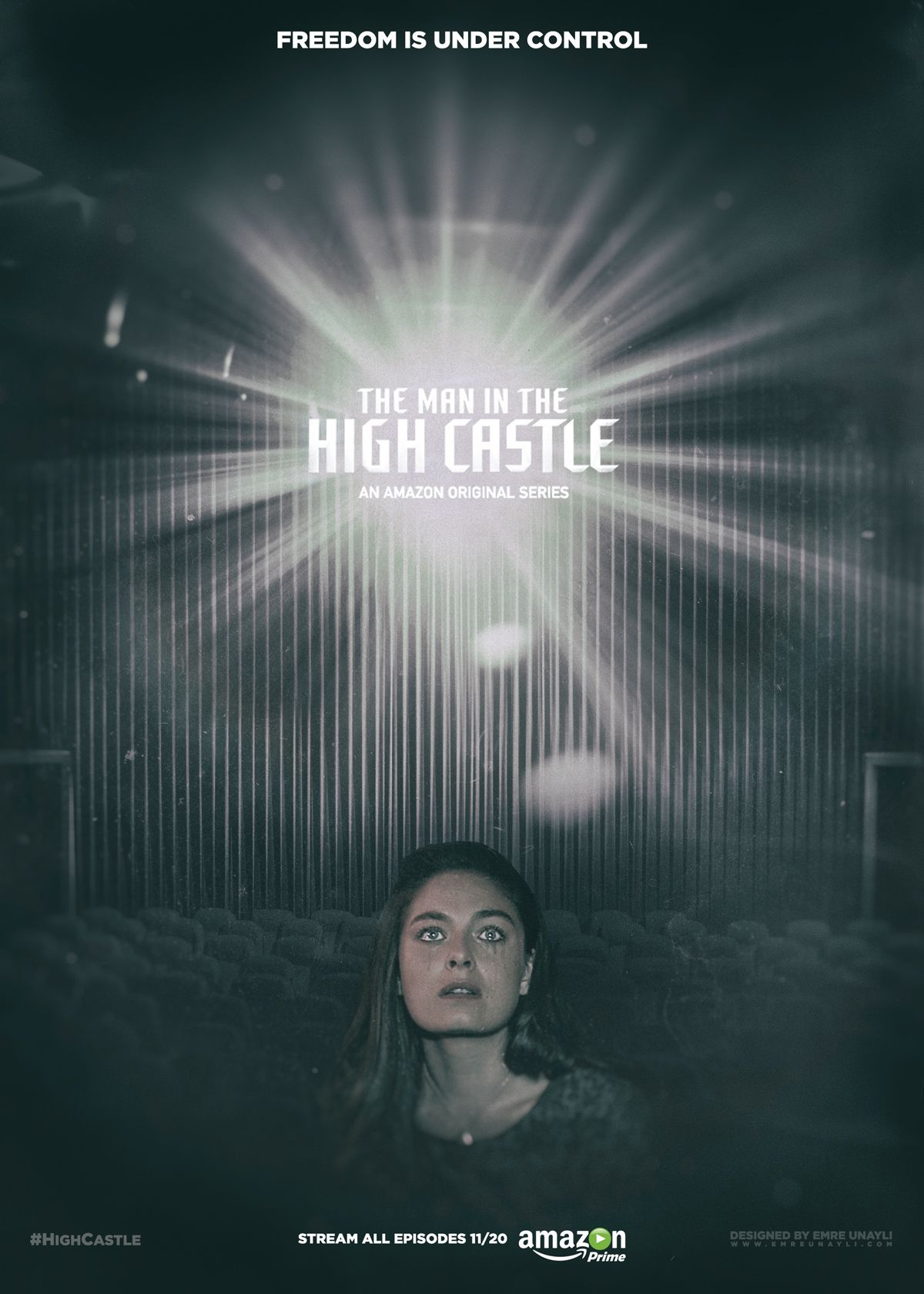 The Man in the High Castle by Emre Unayli