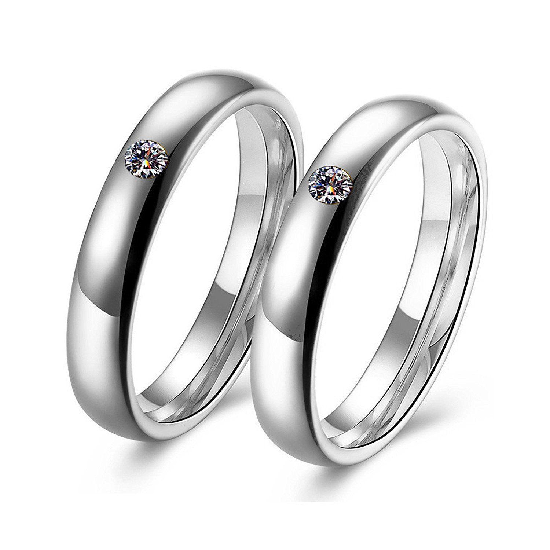 Size F Female Ring Size Us Size 6 Inner Diameter 16 2mm Width 4 2mm Crystal 2mm Size M Male Ring Size Us Size Ring Boy Rings For Men Rings