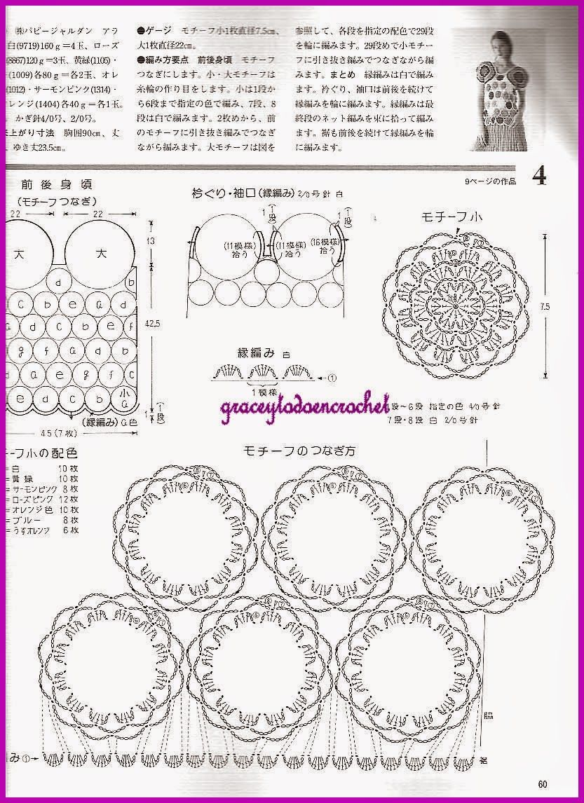 Wow !! cute design with colorful circles ! *** Wow!! lindo diseño ...