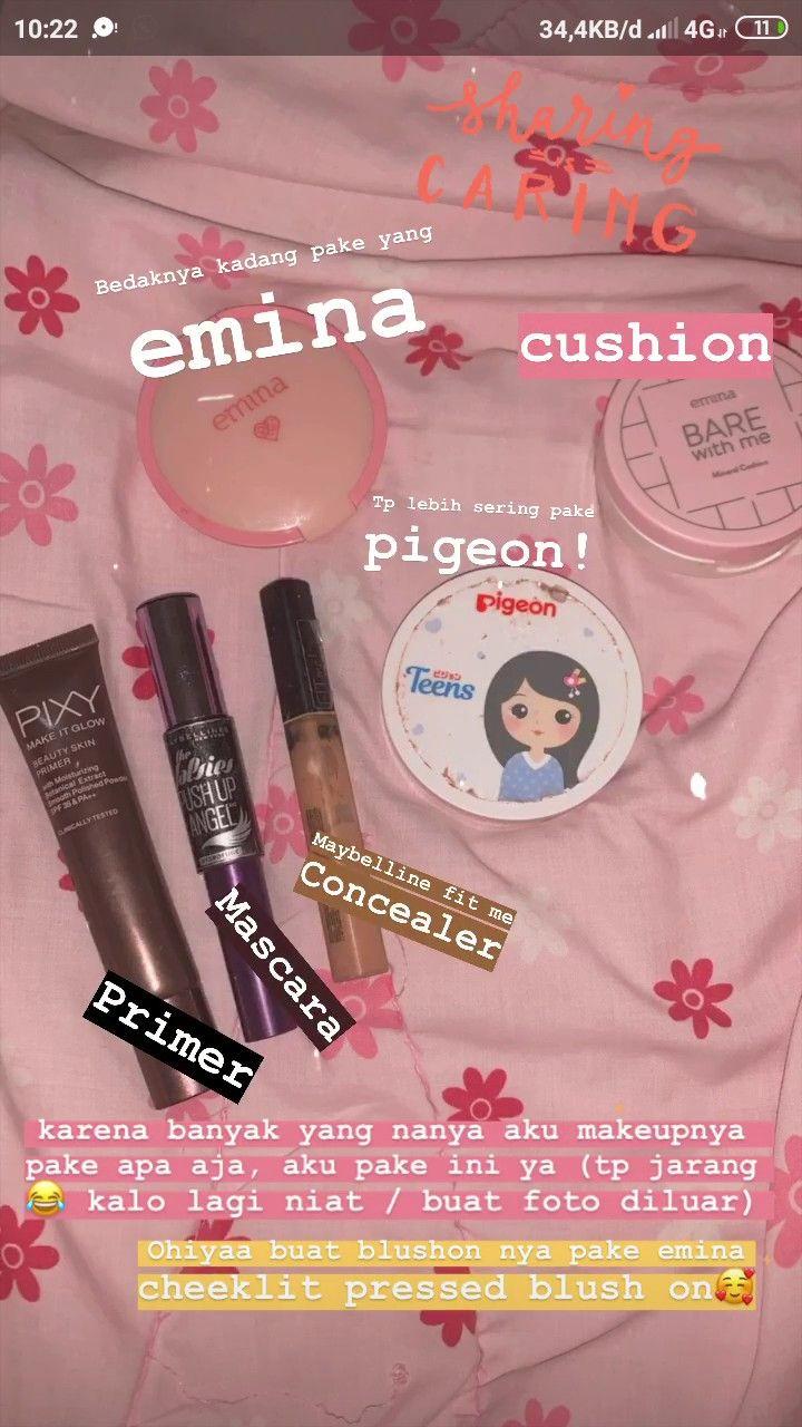 Pin Oleh Lidya Di Skincare Remaja Produk Makeup Perawatan Kulit Maybelline