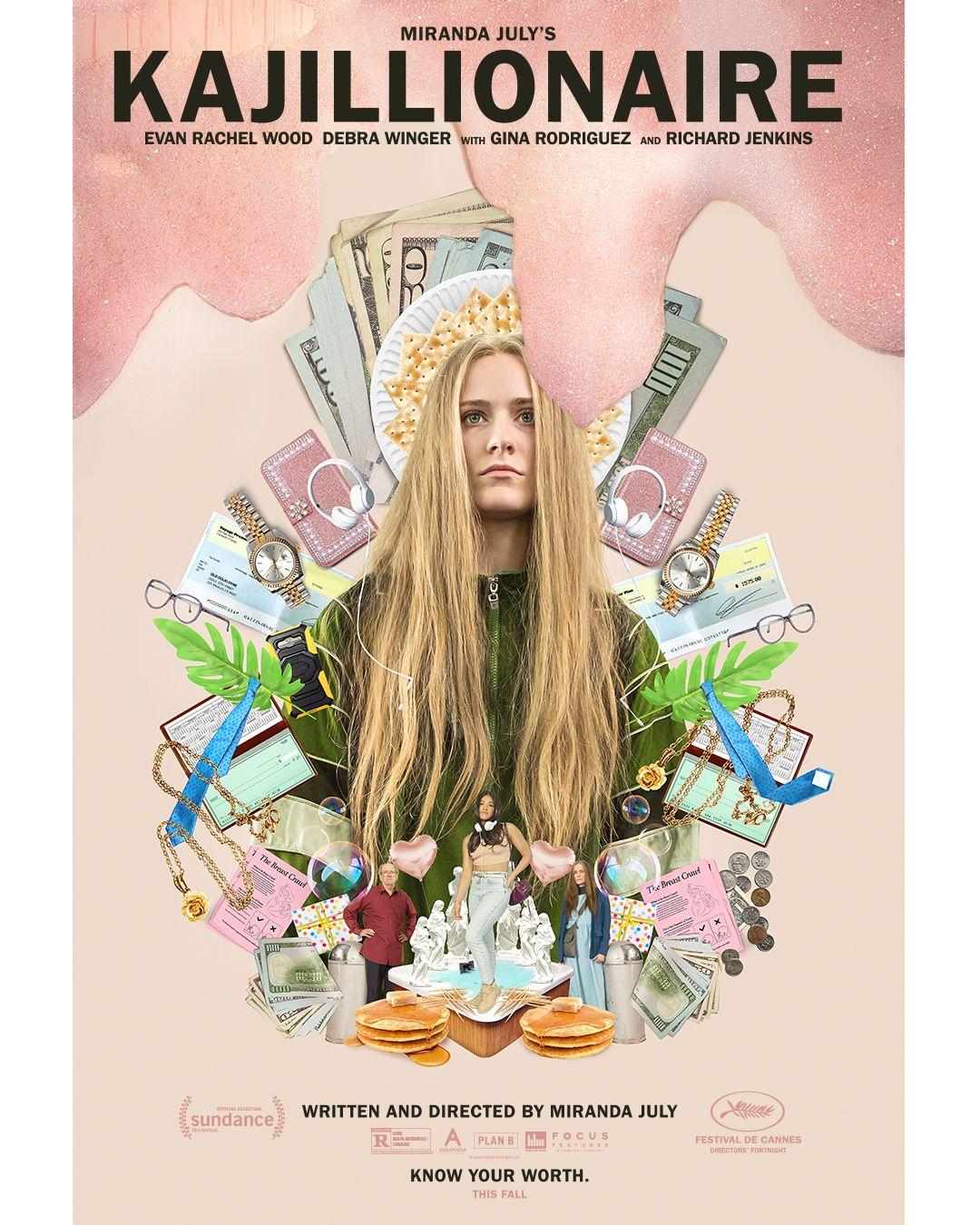 فيلم الجريمة الأمريكي Kajillionaire 2020 مترجم Miranda July Debra Winger Evan Rachel Wood