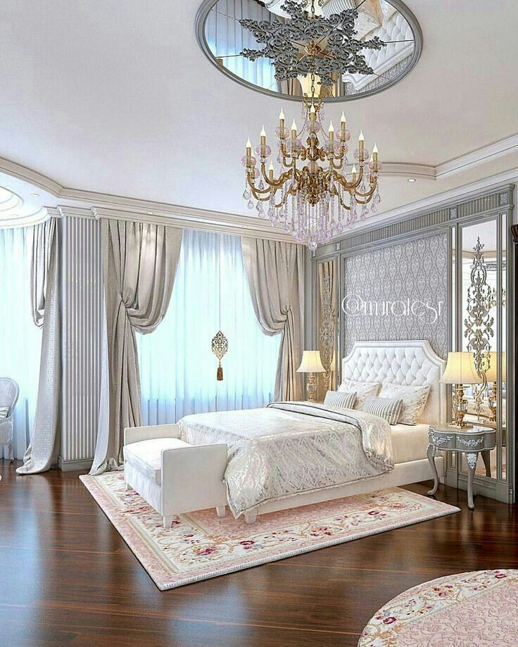 Design An Elegant Bedroom In 5 Easy Steps: Classy Bedroom, Luxurious